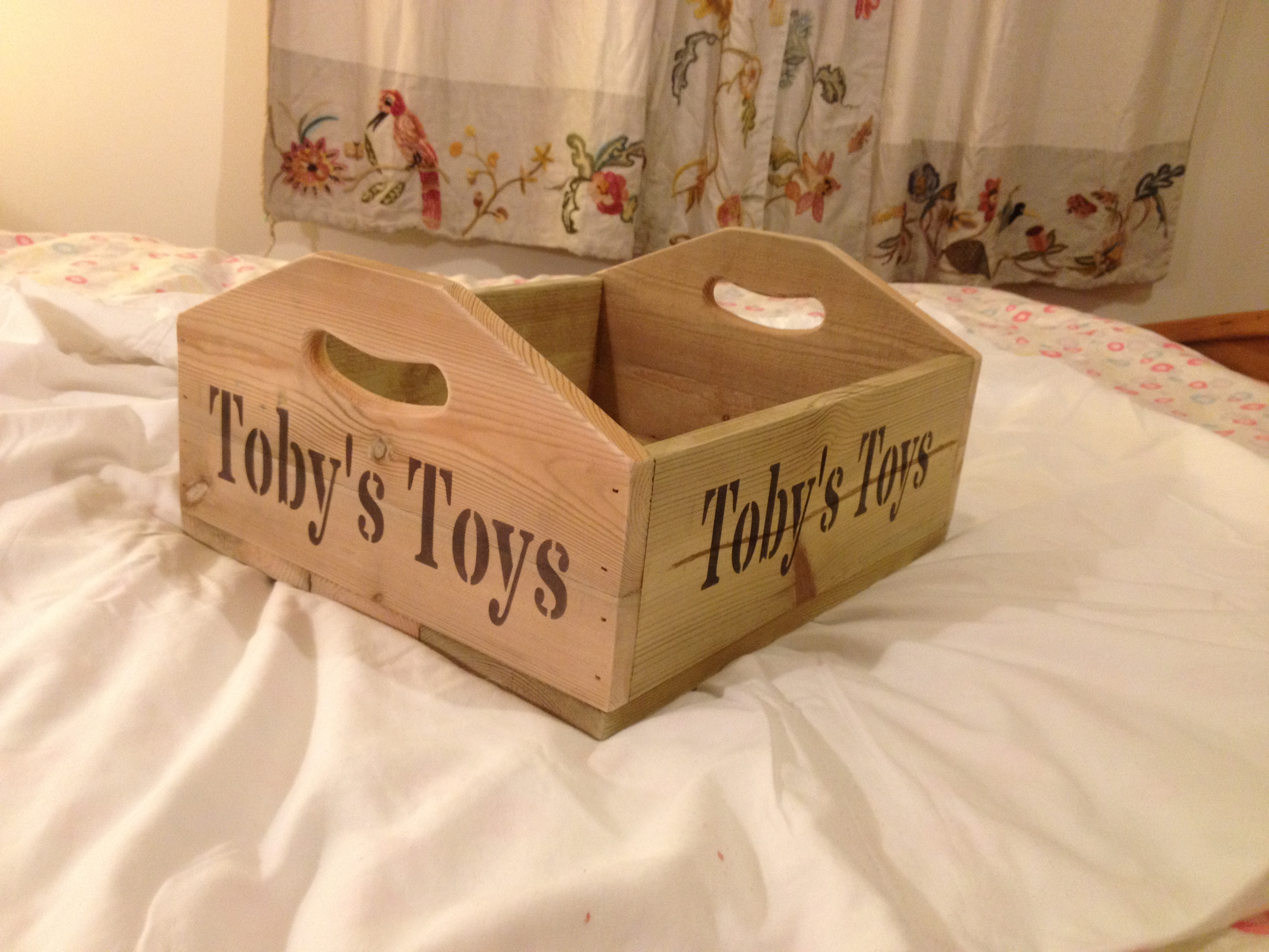 PERSONALISED HELLY BOX
