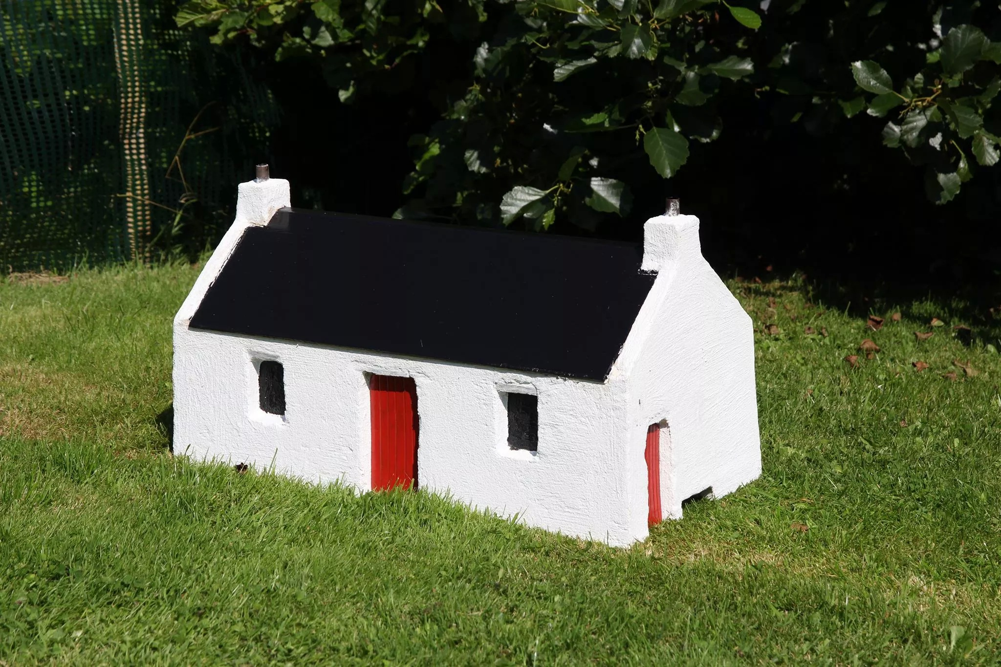Northouse Croft, Adapted by a custom