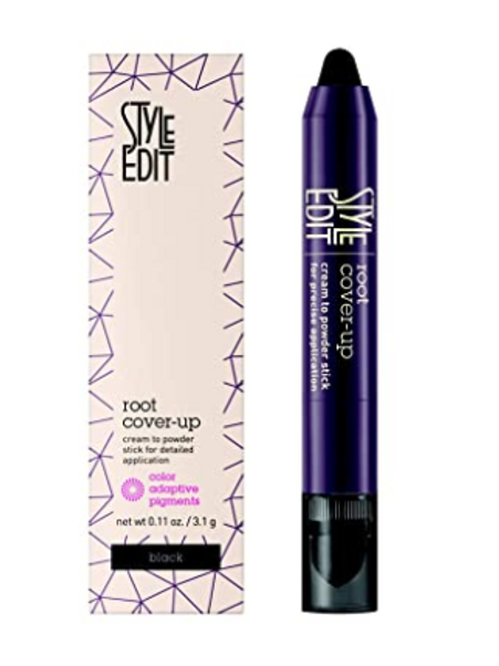 STYLE EDIT INSTANT  ROOT COVER-UP STICK BLACK