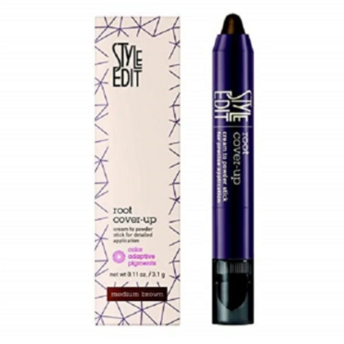 STYLE EDIT INSTANT  ROOT COVER-UP STICK MEDIUM BROWN