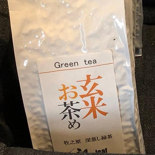 玄米 お茶め