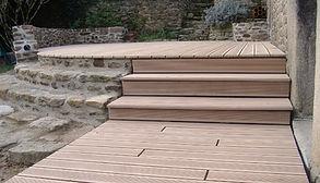 Brico illico,A.M.I.E,extérieur,aménagement,travaux,rénovation,Morbihan,Bretagne,Desdouets,jardin,terrasse