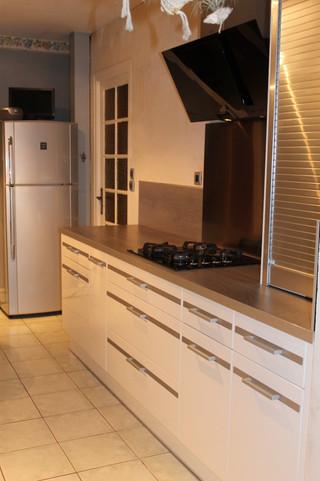 Rénovation et installation d'une nouvelle cuisine