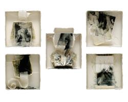 2006.09. Hands-Curing, 20x20cm(5pcs