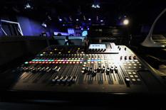 B Studio常設音響卓
