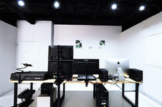 A Studioブース