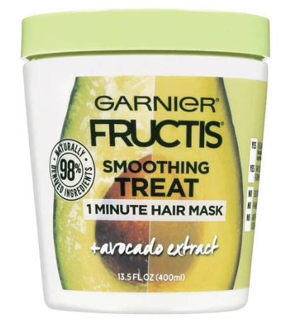 Smoothing Treat 1 Minute Hair Mask + Avocado Extract