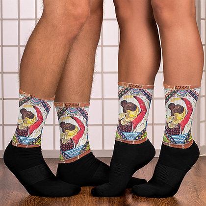 She Dances Socks by Zahra Ali