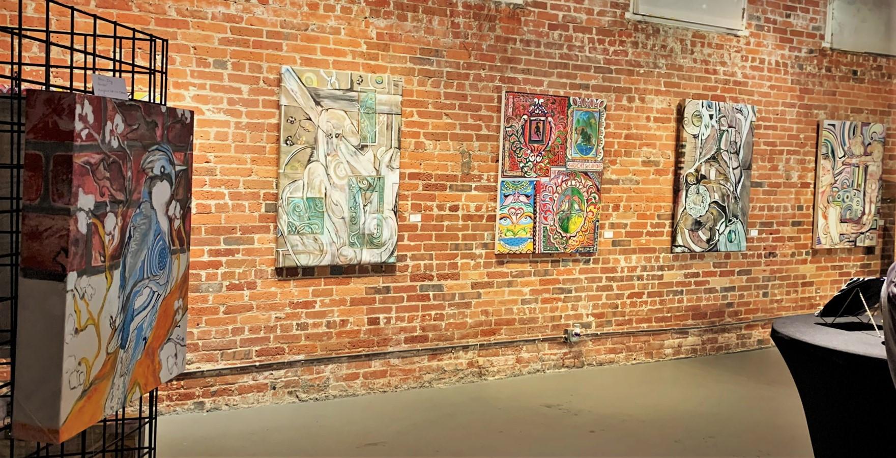 Bisong Art Gallery