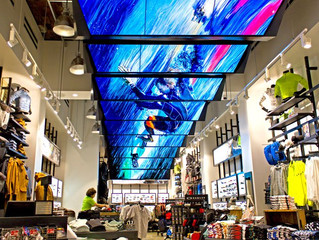 Digital Signage: Is Bigger Always Better?