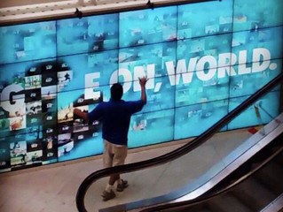 Why You Should Be 'Techorating' with Digital Signage