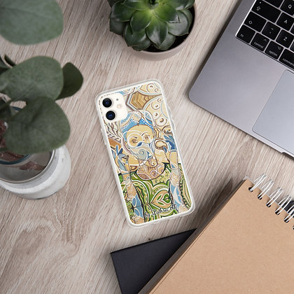 New Queen iPhone Case by Zahra Ali