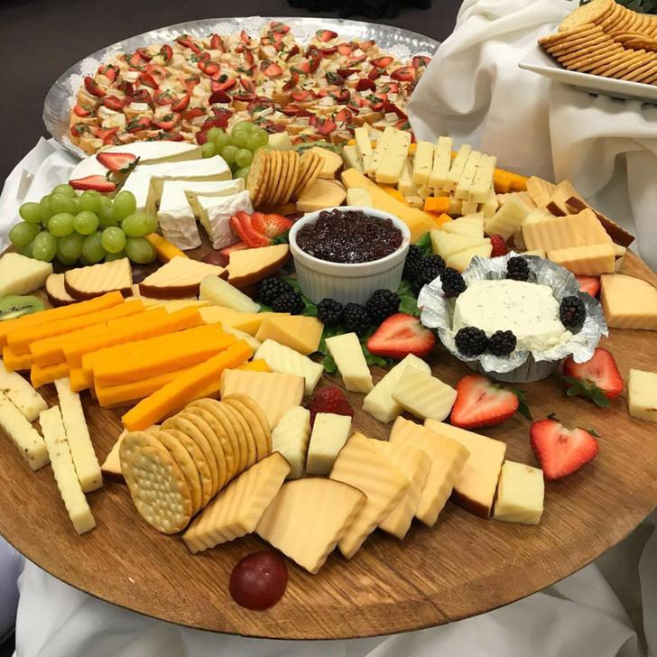 Fruit & Cheese Platter