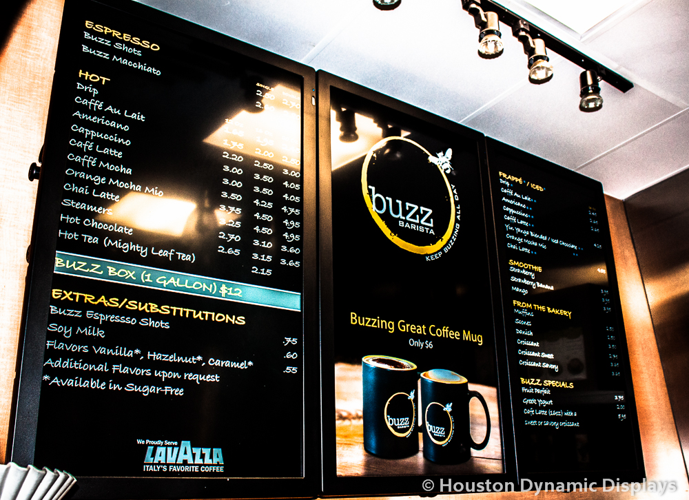 Buzz Barista Downtown Houston