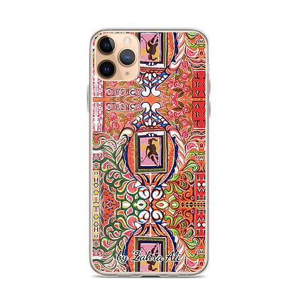 Houston Strong iPhone Case by Zahra Ali