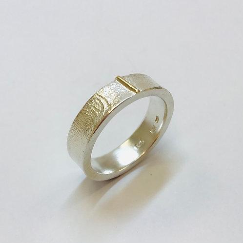Glow Ring 5mm by Natalie Salisbury