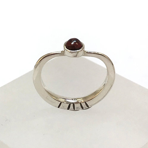 Little Heartthrob Ring by Carmen Burgi