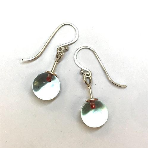 Ball Earrings by Maike Barteldres
