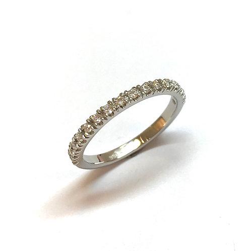 Diamond Platinum Wedding Ring