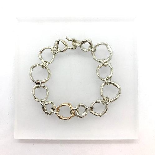 Fully Knotted - bracelet