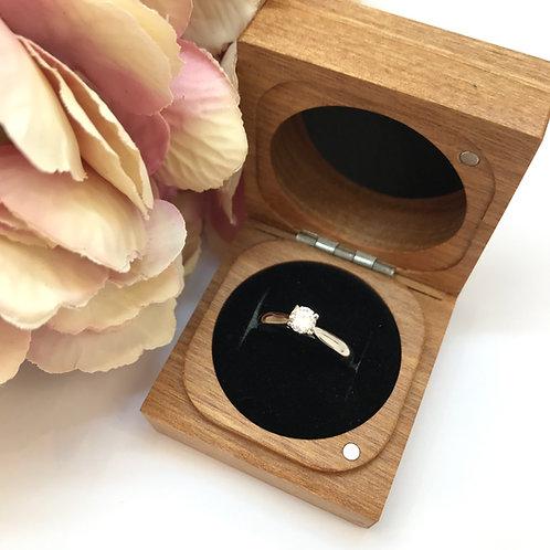 Diamond Solitaire Ring