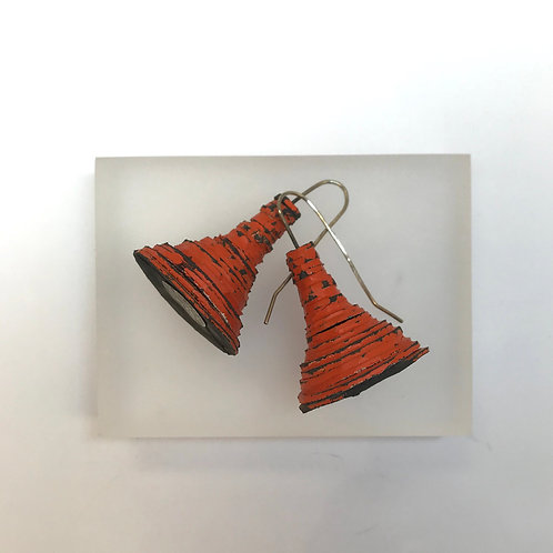 Spool Earrings by Phillipa Gee