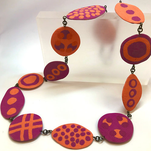 Dot Necklace by Phillipa Gee