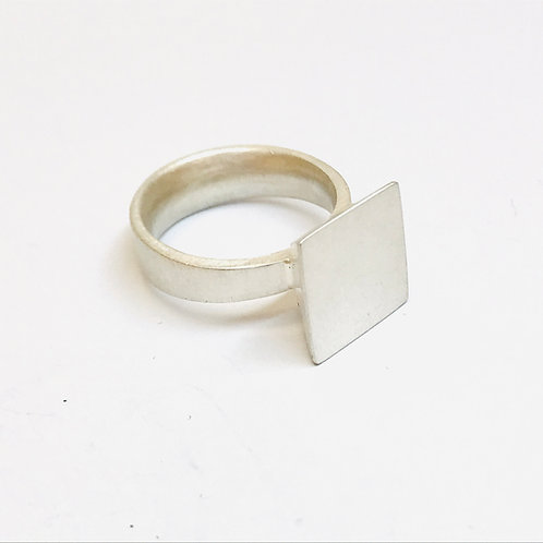 Perspective Ring by Kate Alterio