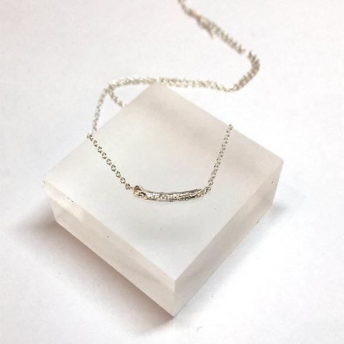 Briar Arc Necklace by Natalie Salisbury