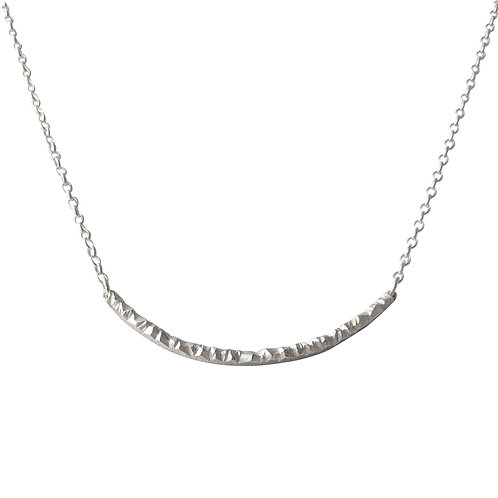 Ridgeline Arc Necklace by Nicola Whelan