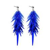 Bowerbird Dazzle Earrings by Melissa Curry