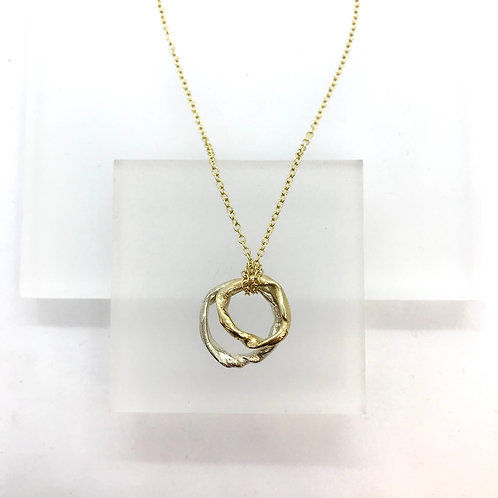 Get Knotted Double Knot Necklace