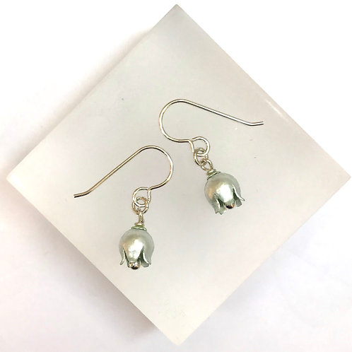 Lily of the Valley - earrings