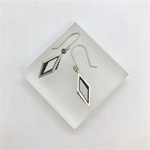 Reflector earrings