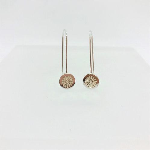 Daisy Drop Earrings by Zoe Porter