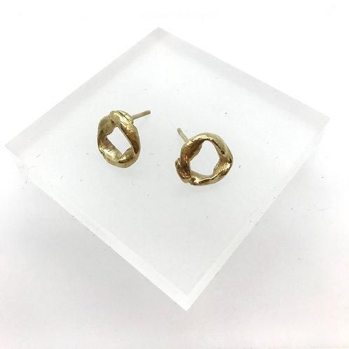Small Knots - earrings
