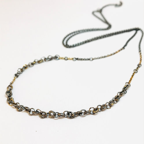 Chainmail Necklace by Natalie Salisbury