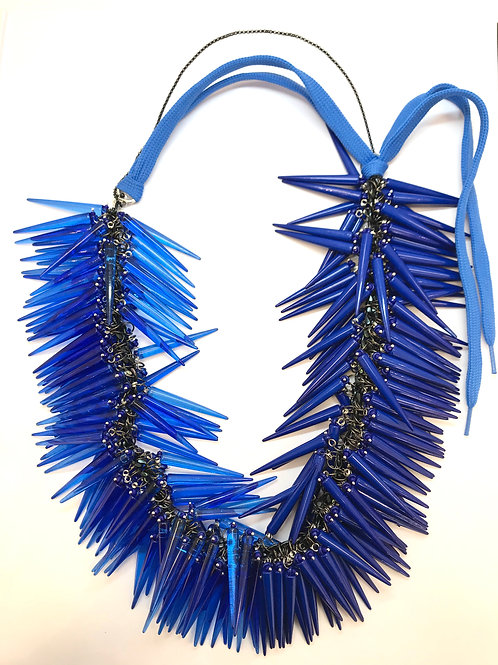 Bowerbird Necklace by Melissa Curry