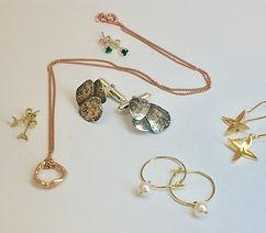 wedding party jewellery vu jewellers