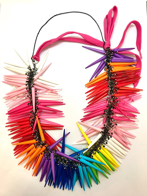 Ohlala Necklace by Melissa Curry