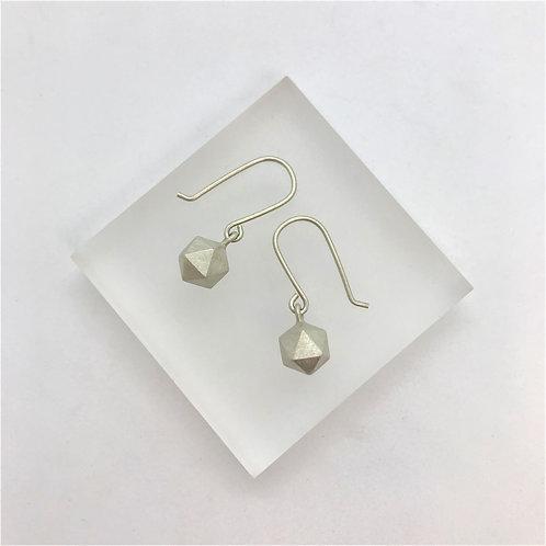 Creation drop earrings