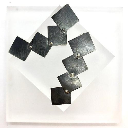 Converyor - earrings square