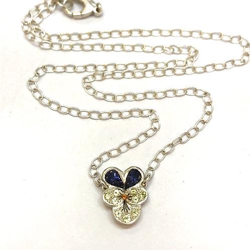 Heartease necklace by Adele Stewart