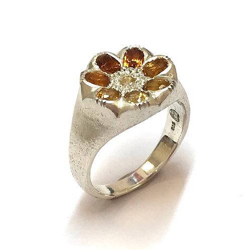Calendula Ring by Adele Stewart
