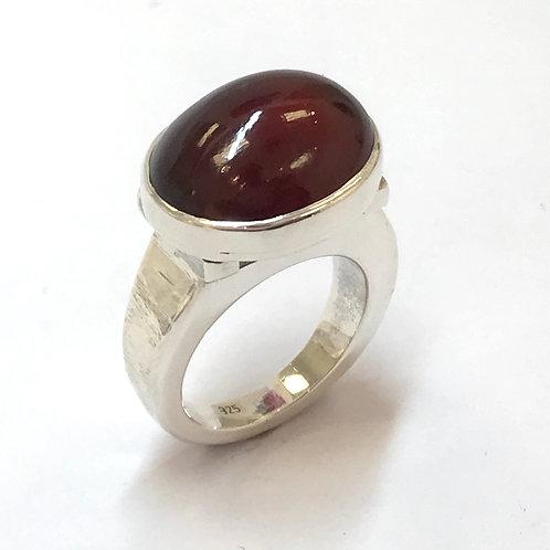 Hearththrob Ring by Carmen Burgi