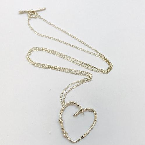 Briar Heart Pendant by Natalie Salisbury