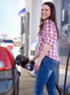 Petaluma Safeway Gas Station