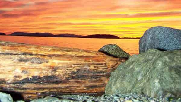 Sea Dream Sunset from Beach