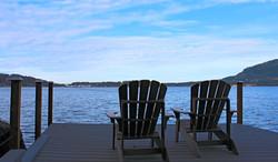 Isle Dream Dock on Waterfront