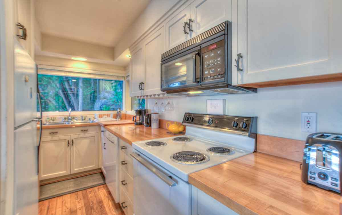 Sea Dream Cottage Kitchen